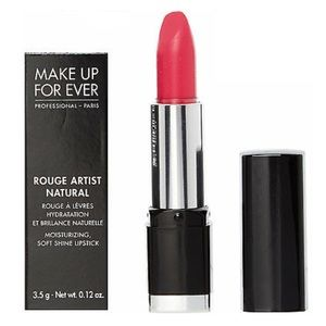 Make Up For Ever Rouge Artist Shine Lipstick